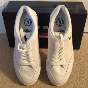 Men's Ralph Lauren Polo Sport Sneakers